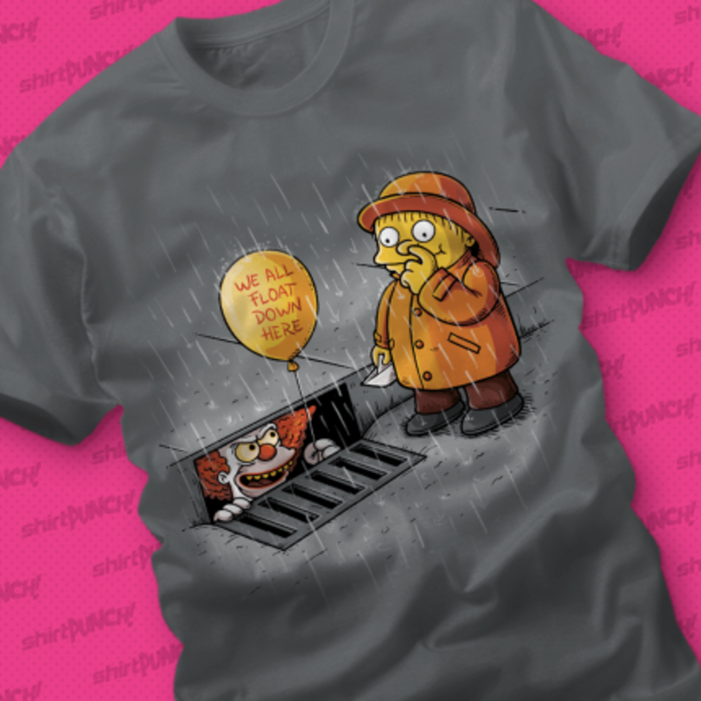 ShirtPunch: We all Float