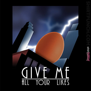ShirtPunch: Give Me All Your Likes
