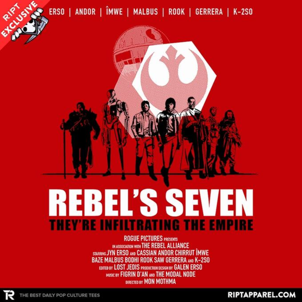 Ript: The Rebel's Seven