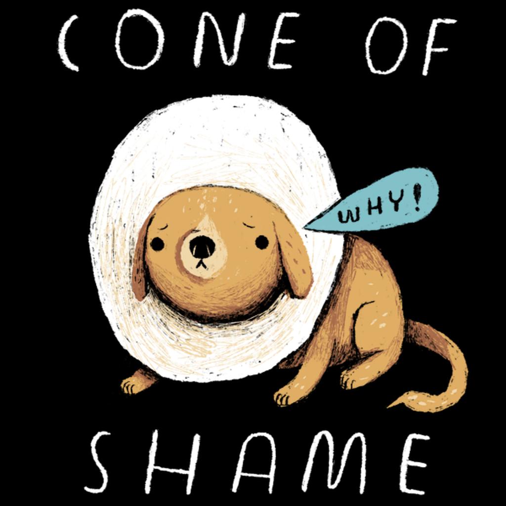 NeatoShop: cone of shame