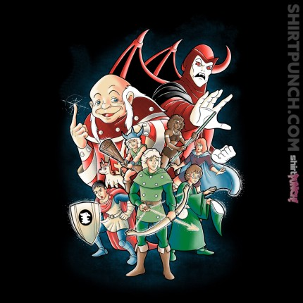 ShirtPunch: Heroes of the Dungeon