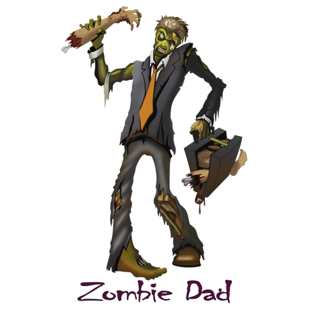 NeatoShop: Zombie Dad