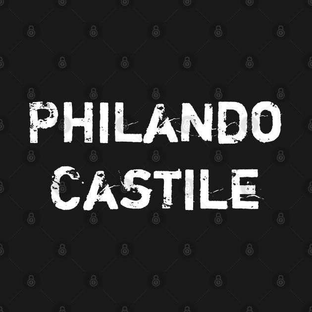 TeePublic: Justice For Philando Castile