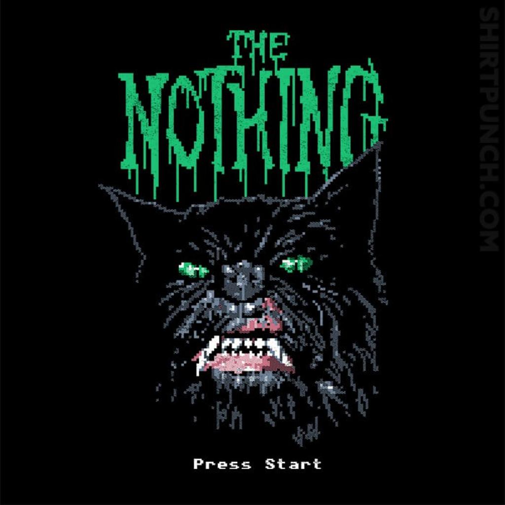 ShirtPunch: Start Nothing