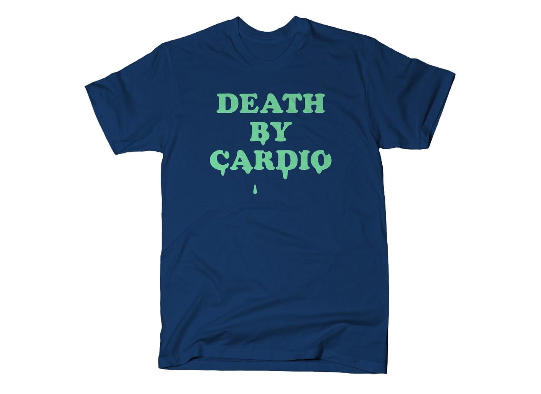 SnorgTees: Death By Cardio