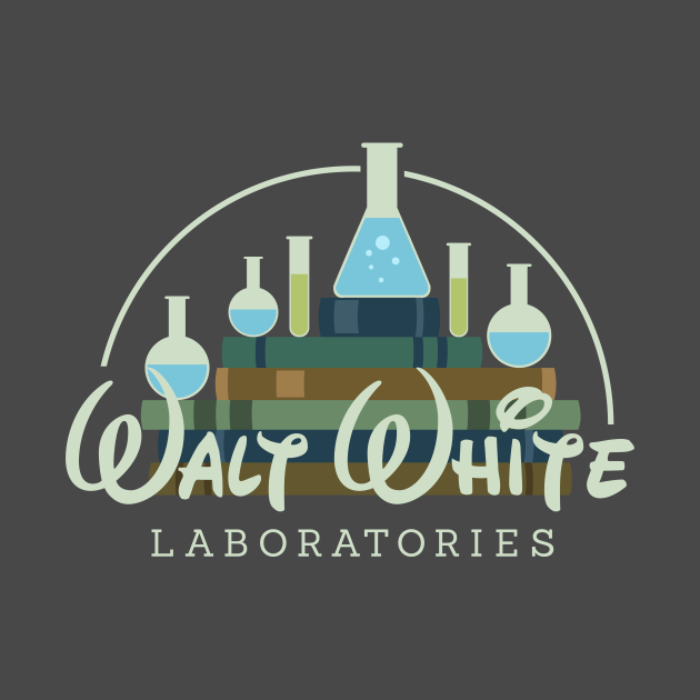 TeePublic: walt white labs