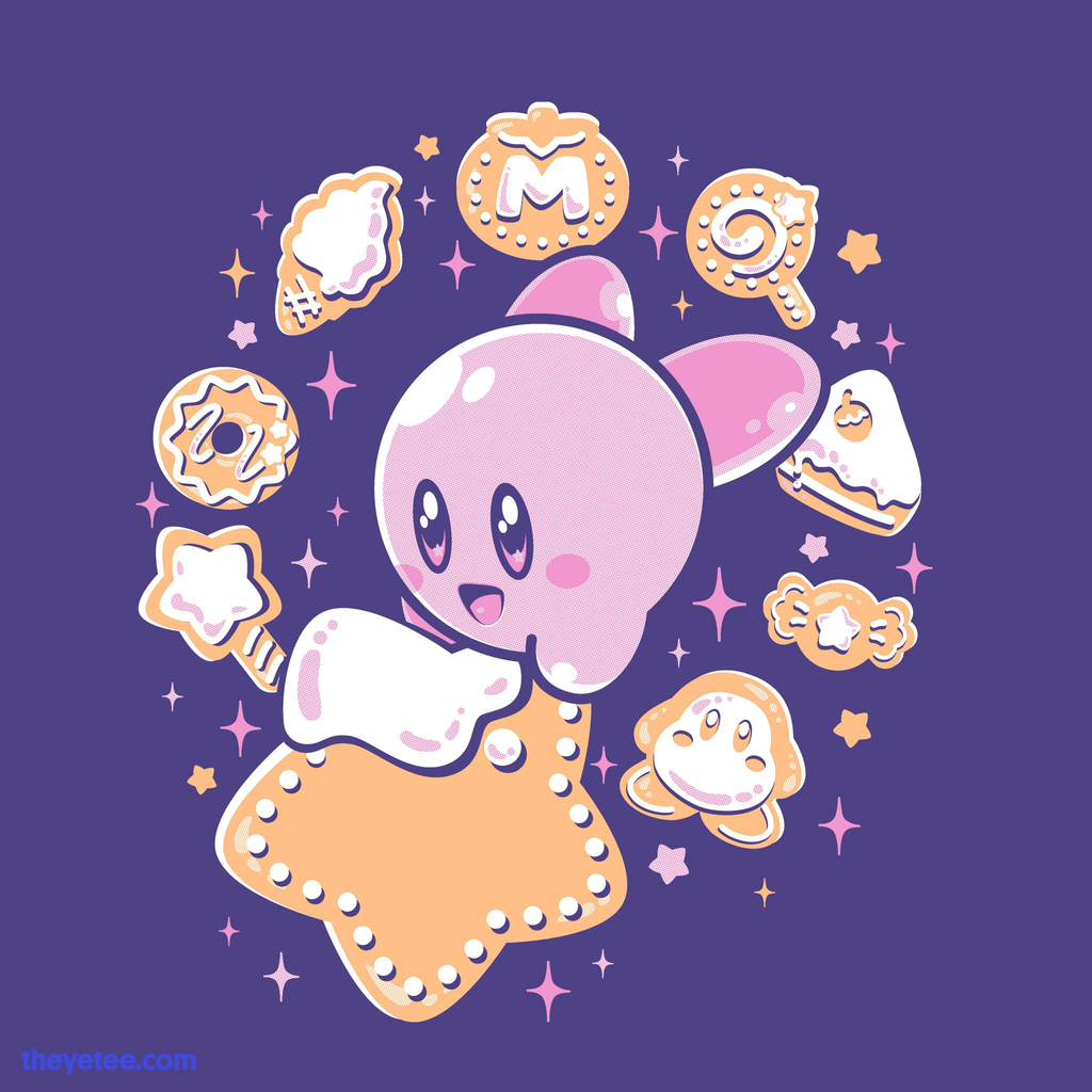 The Yetee: Cute gingerbread