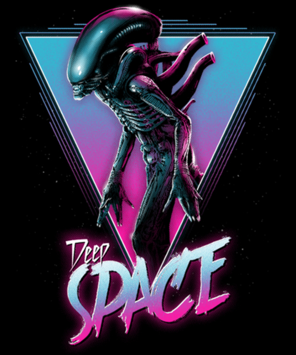 Qwertee: Deep Space
