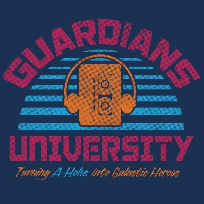 We Heart Geeks: Guardian's University