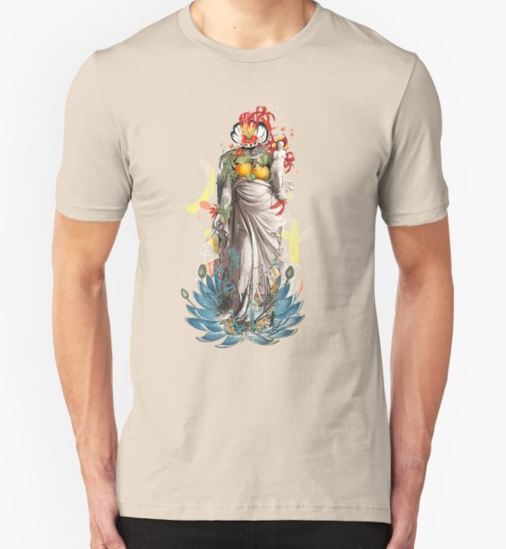 RedBubble: The Blossoming of Venus