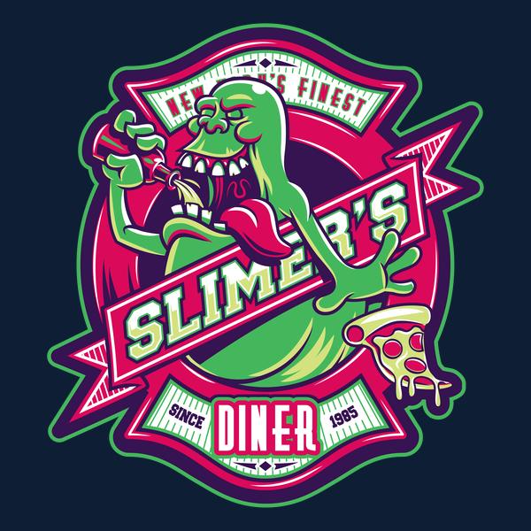 NeatoShop: Slimer's Diner
