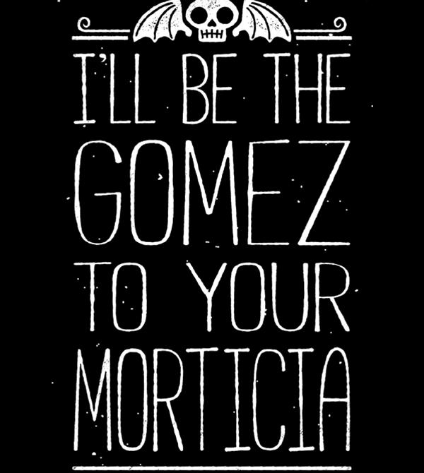 teeVillain: Gomez to Your