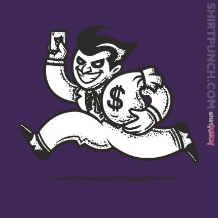 ShirtPunch: Take Wayne's Money