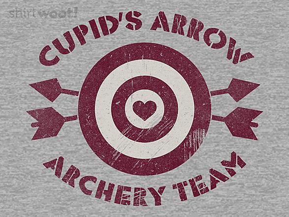 Woot!: Cupid Archery Team