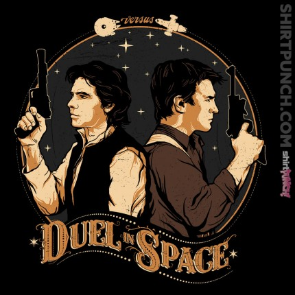 ShirtPunch: Duel in Space