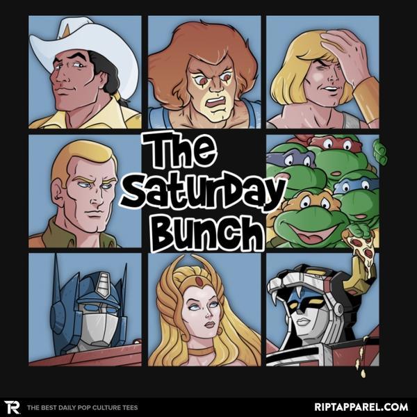 Ript: The Saturday Bunch