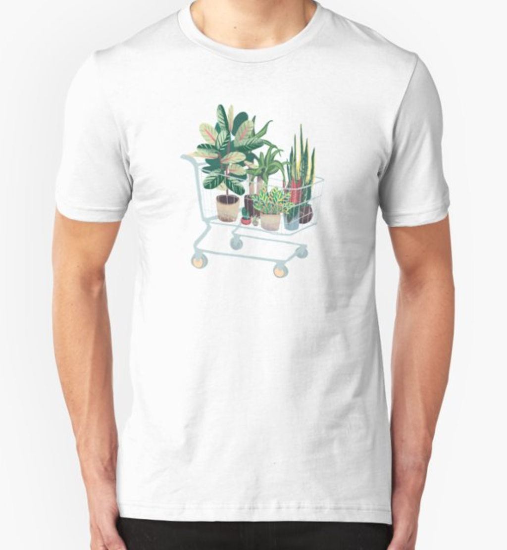 RedBubble: Plant friends