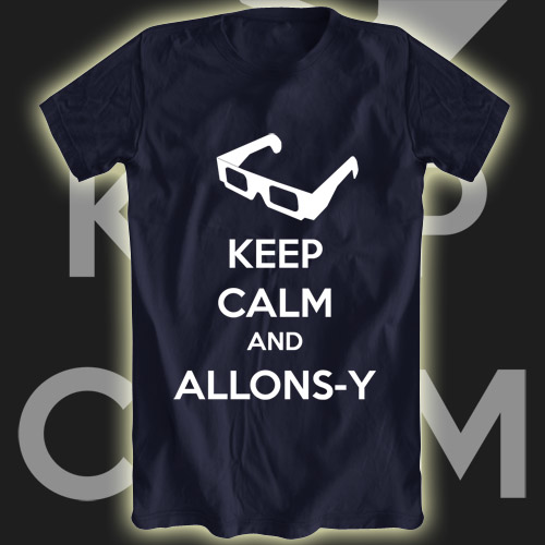 Aplentee: Keep Calm and Allons-y