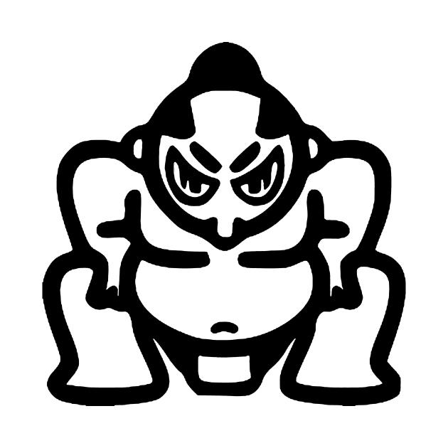 TeePublic: Angry Sumo