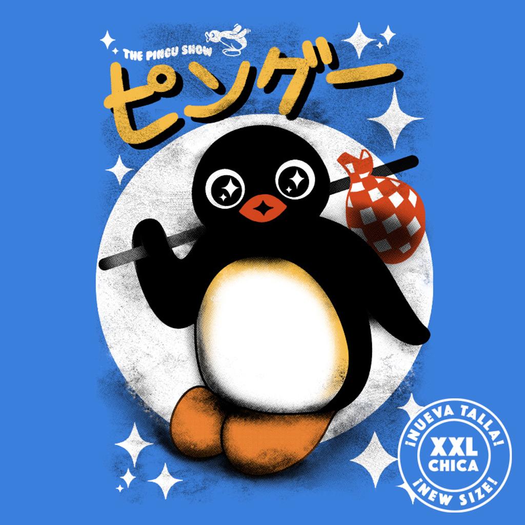 Pampling: The Pingu Show