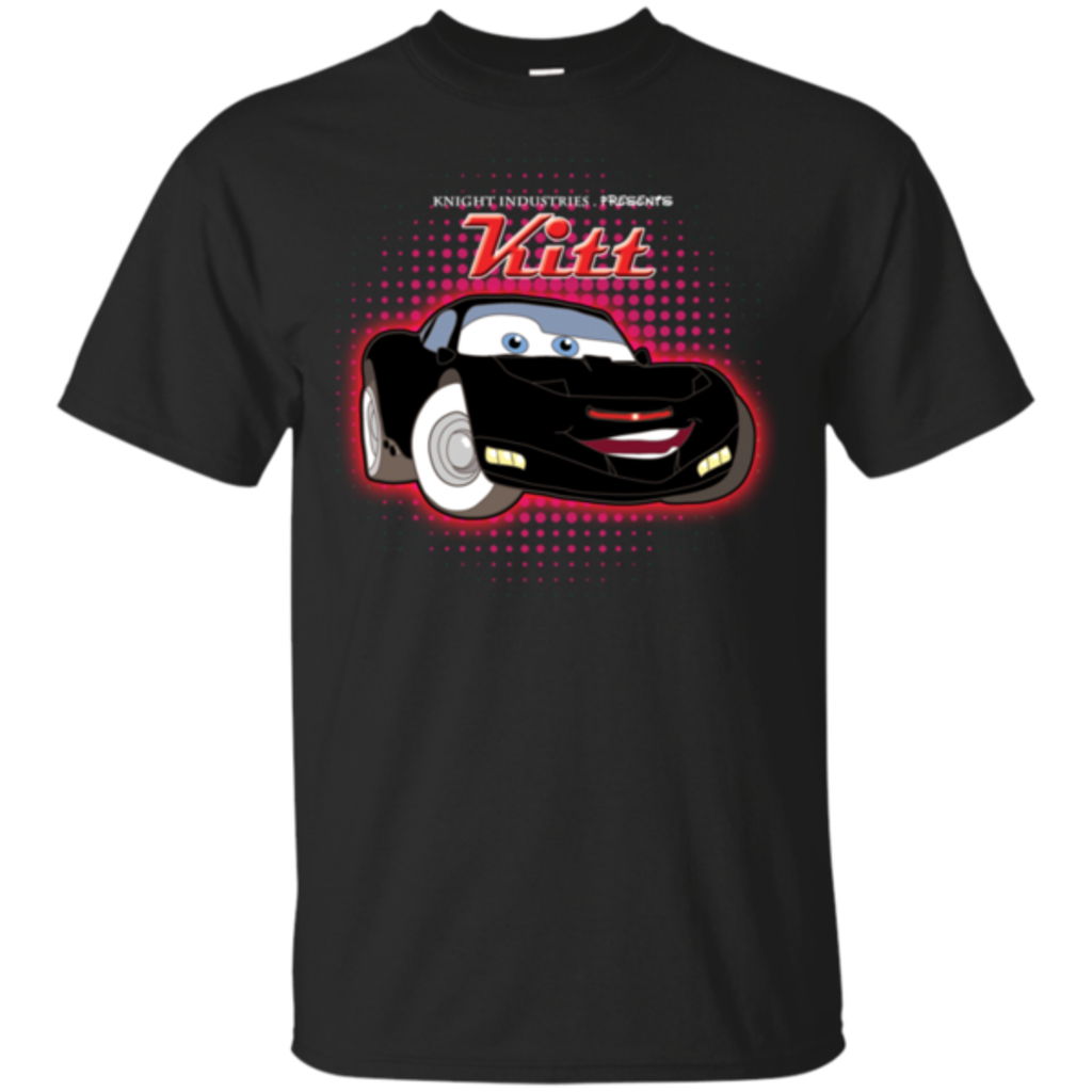 Pop-Up Tee: KITT McQueen