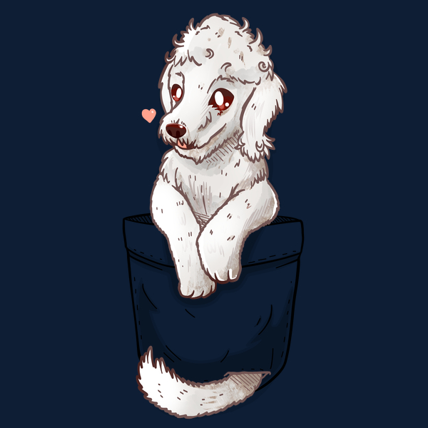 NeatoShop: Pocket Cute Bedlington Terrier
