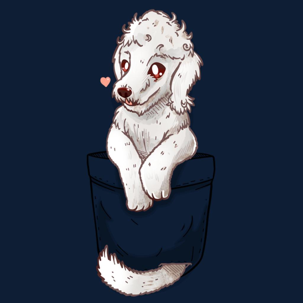 NeatoShop: Pocket Cute Bedlington Terrier