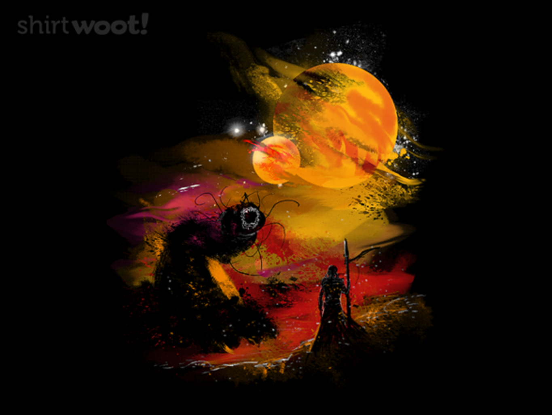 Woot!: Sunset on Arrakis