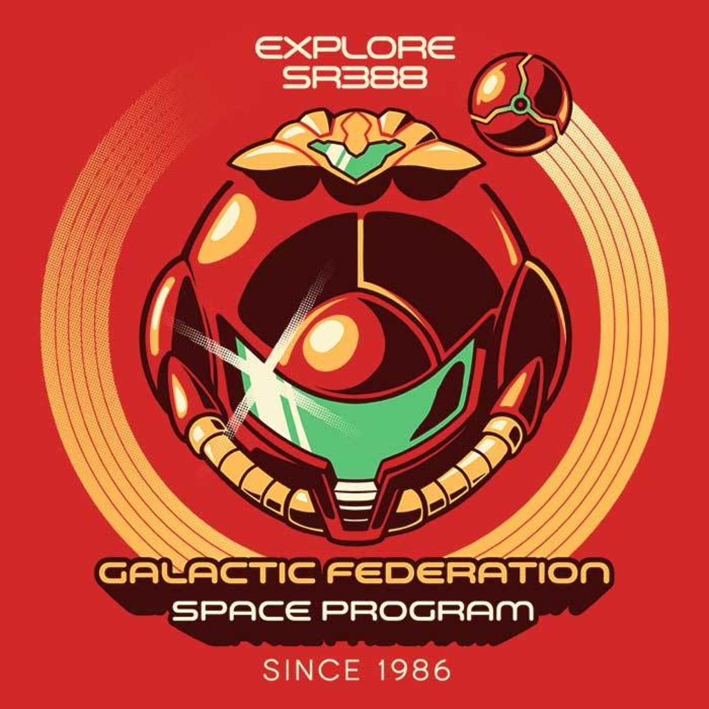 Once Upon a Tee: Galactic Federation