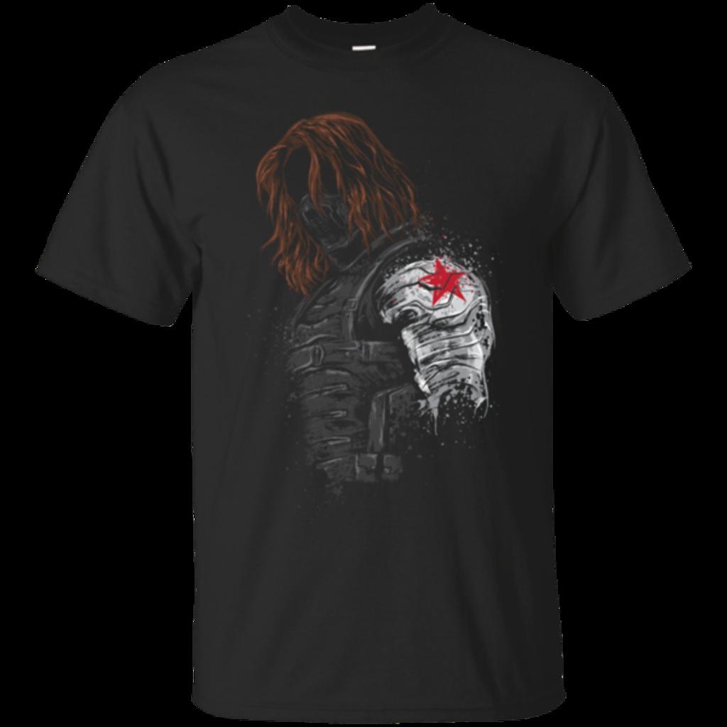 Pop-Up Tee: Winter Soldier