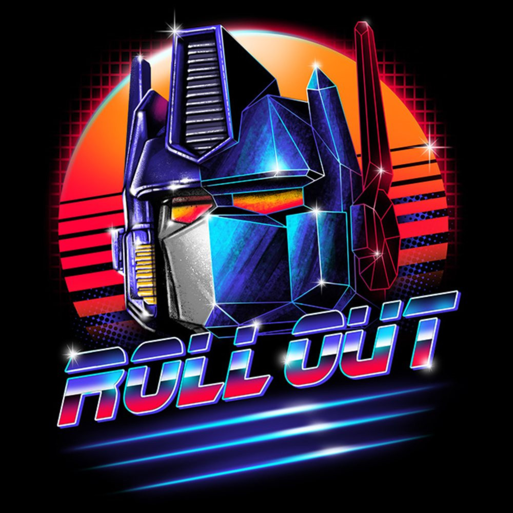 We Heart Geeks: Roll Out