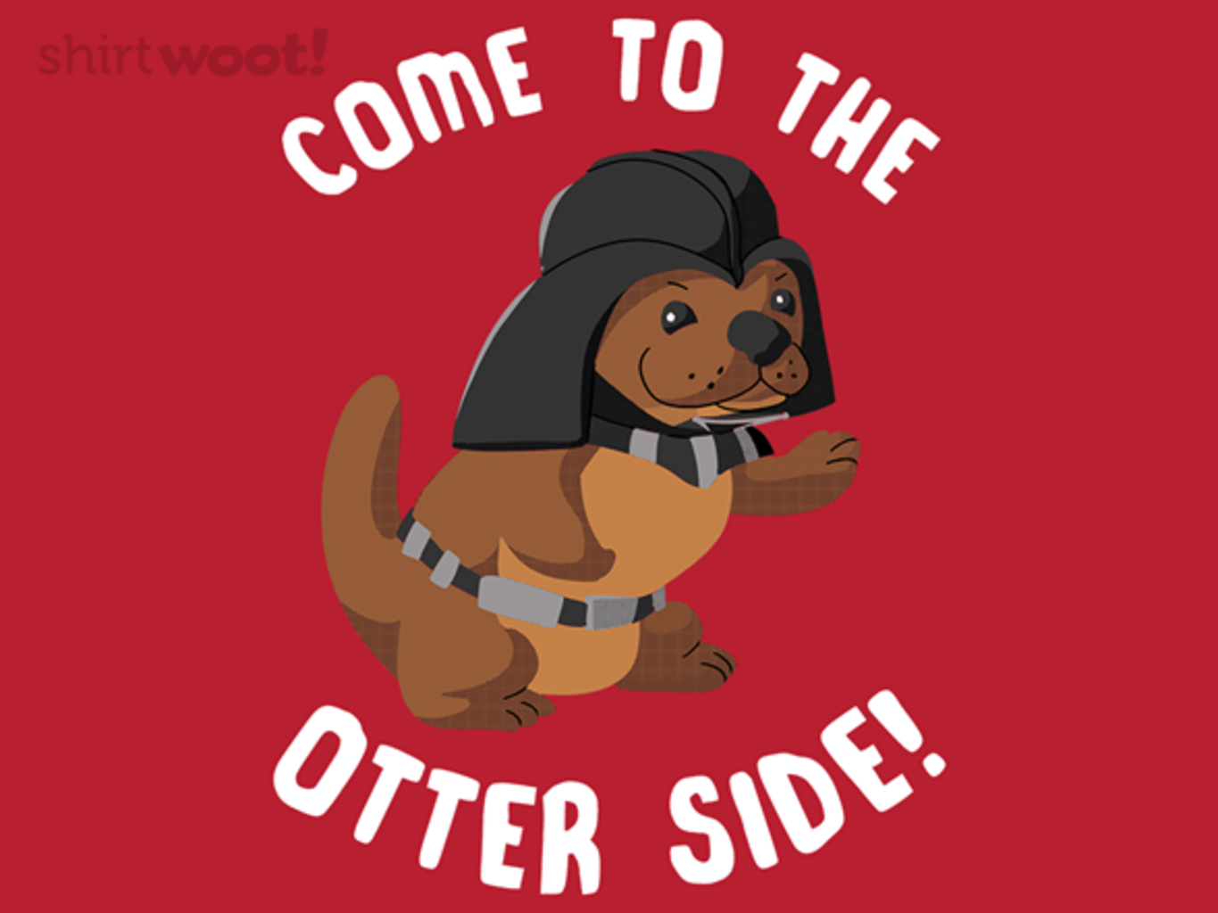 Woot!: The Otter Side