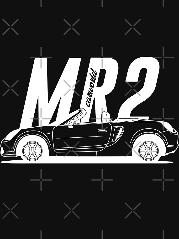 RedBubble: Toyota MR2 Mk3 Best Shirt Design