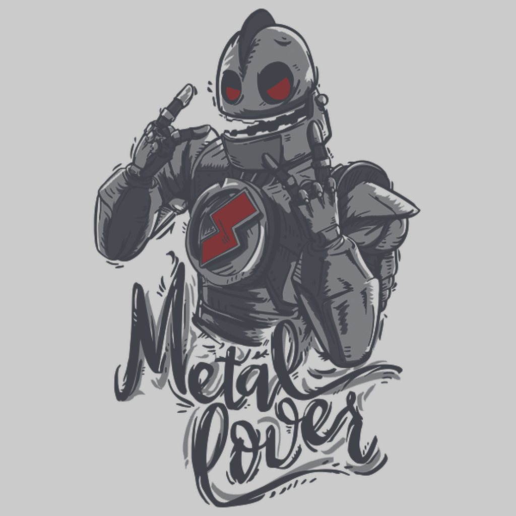 NeatoShop: METAL LOVER