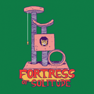 BustedTees: Fortress of Solitude