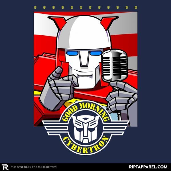 Ript: Good Morning, Bots!