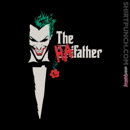 ShirtPunch: The Ha-Father