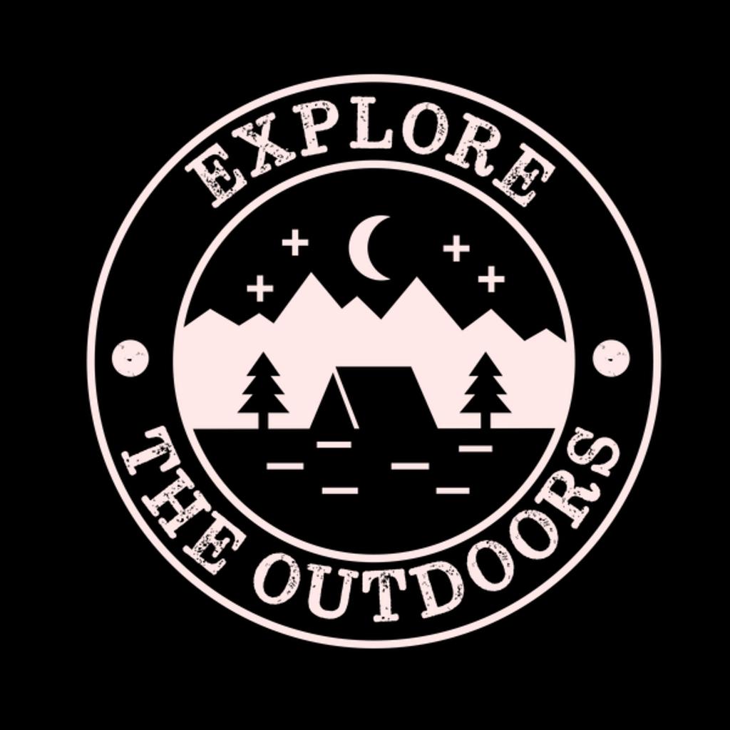 NeatoShop: Vintage I love to explore outdoors