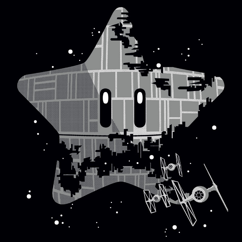 Pampling: Super Death Star