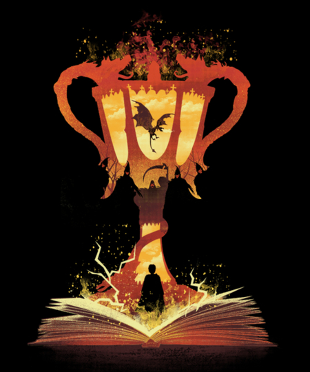 Qwertee: The 4th Book of Magic