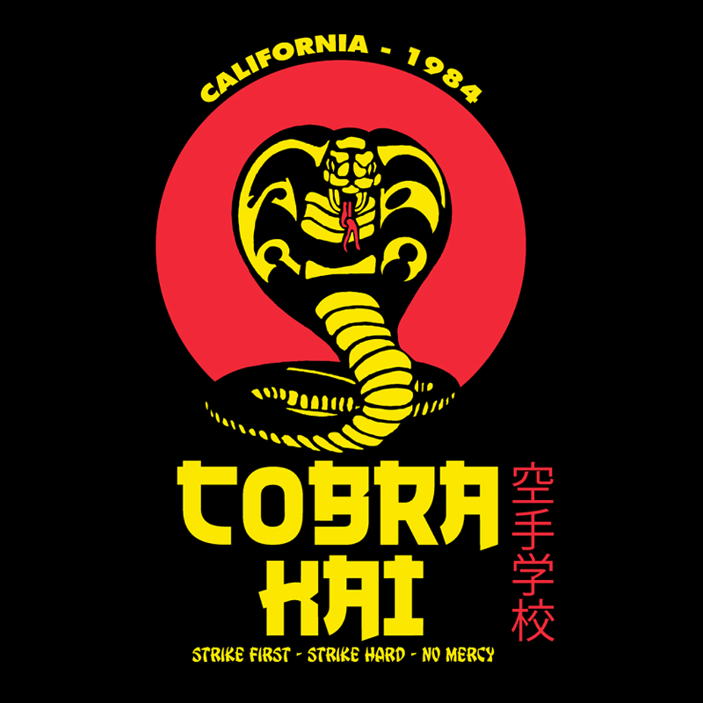 Pampling: Cobra Kai