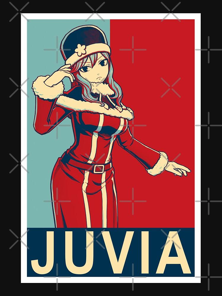 RedBubble: Retro Juvia Character Lockser Prints