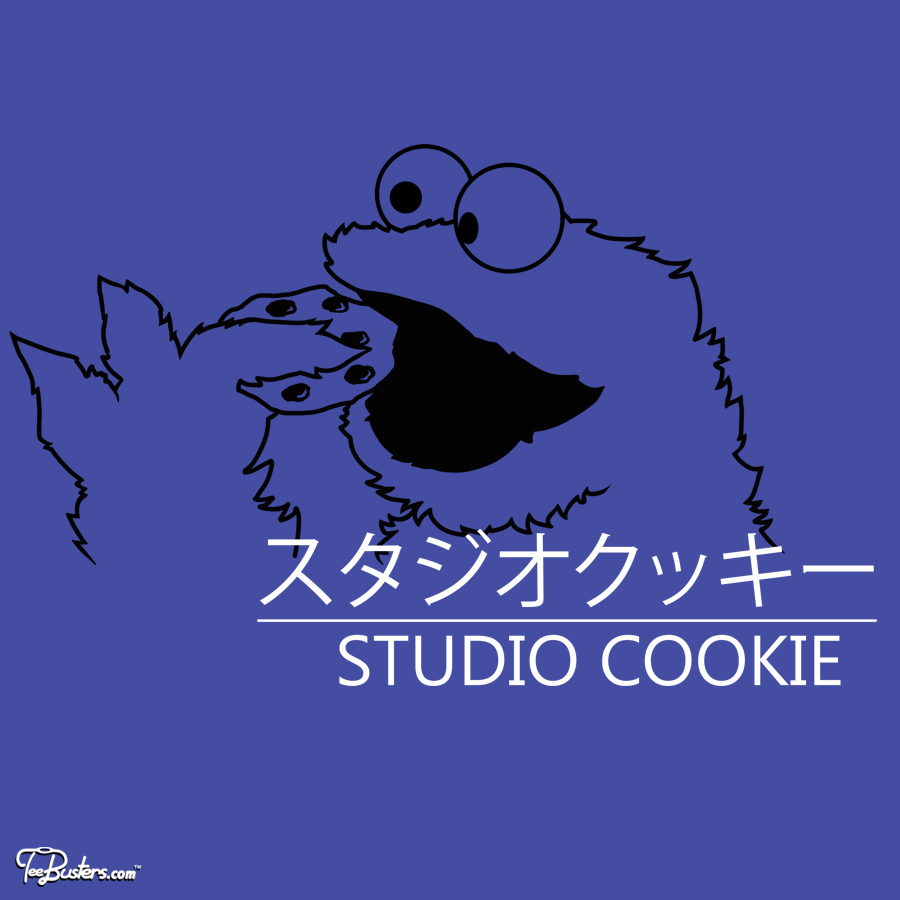 TeeBusters: Studio Cookie