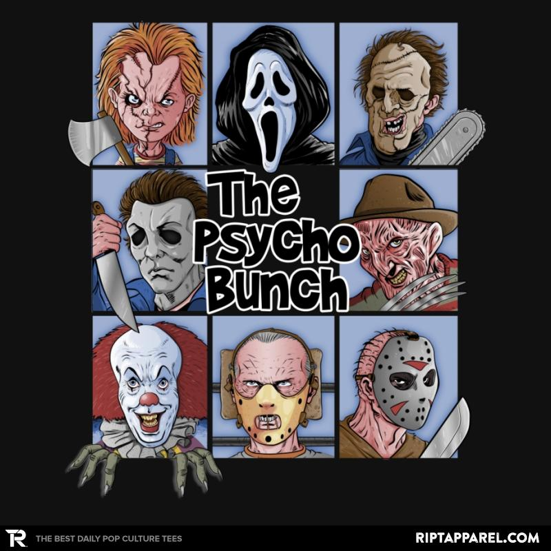 Ript: THE PSYCHO BUNCH