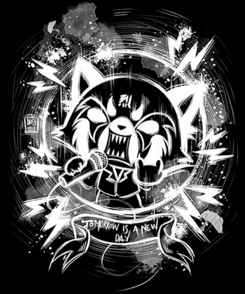 Qwertee: Tomorrow is a new day!