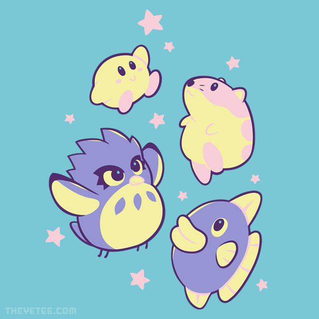 The Yetee: Dream Friends