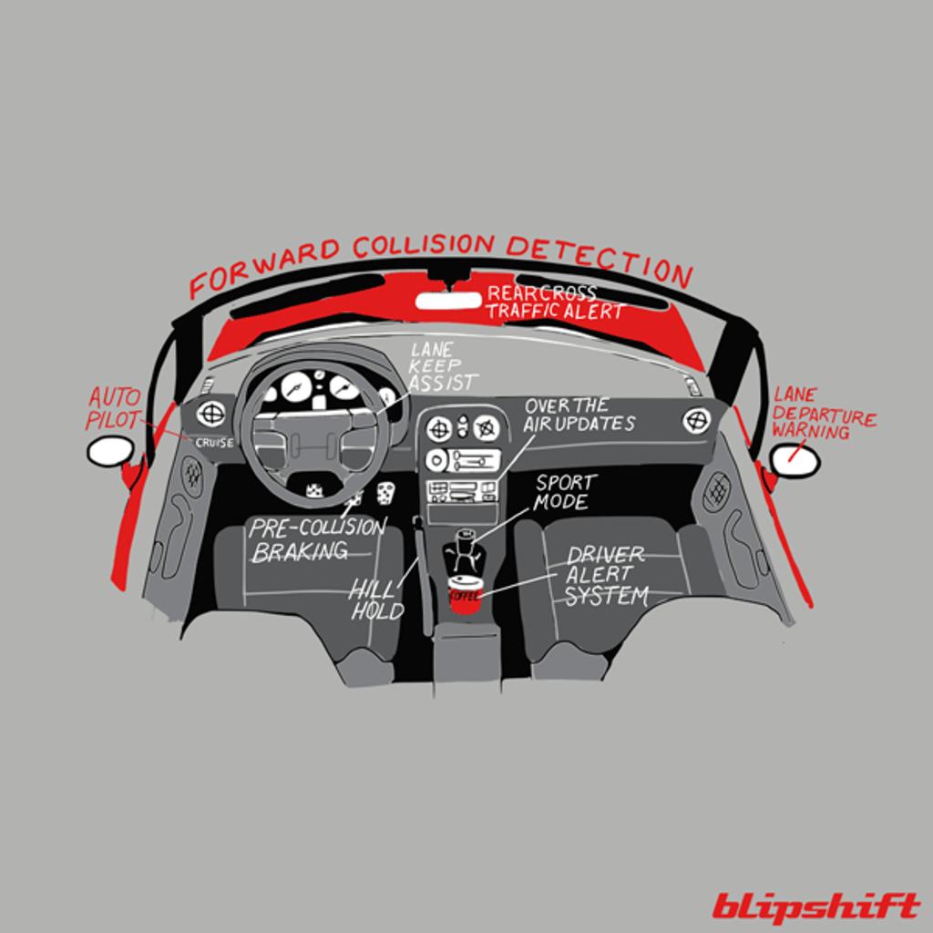 blipshift: Self Driving