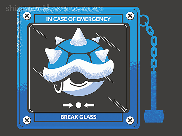 Woot!: In Case of Losing, Bring the Shell