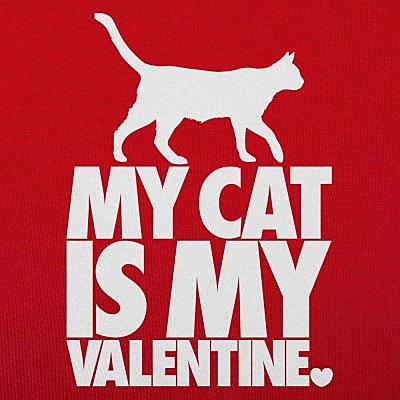 6 Dollar Shirts: My Cat Is My Valentine