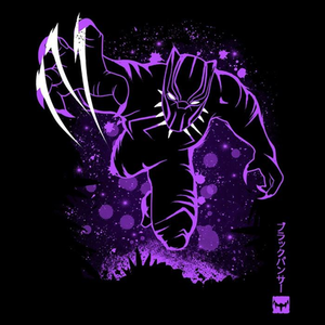 Once Upon a Tee: The Panther